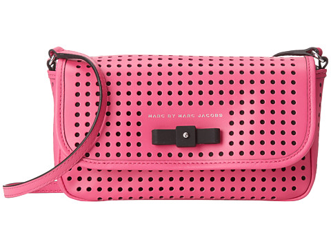 Marc by Marc Jacobs - Luna Monica Crossbody (Fuchsia Purple) Cross Body Handbags