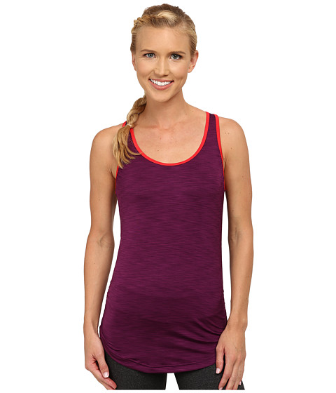 New Balance - Fashion Tank Top (Imperial Purple Heather) Women's Sleeveless