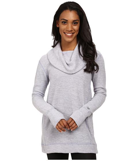 New Balance - Cozy Tunic Pullover (Daybreak Heather) Women's Long Sleeve Pullover