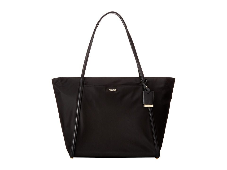 Tumi - Q-Tote (Black 2) Tote Handbags