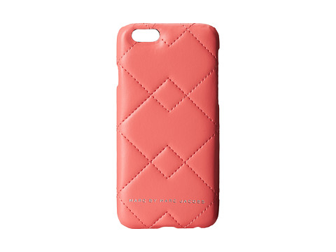Marc by Marc Jacobs - Crosby Quilted Phone Case for iPhone 6 (Spring Peach Multi) Cell Phone Case