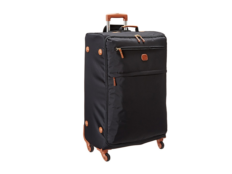 Bric's Milano - X-Bag 30 Spinner (Black) Luggage