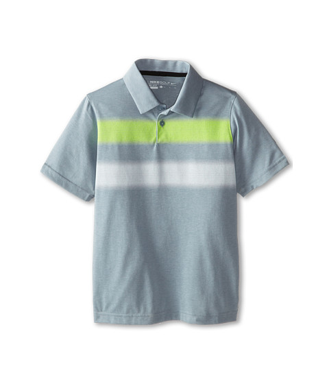 Nike Kids - Vapor Polo (Big Kids) (Dove Grey/Antrhacite) Boy