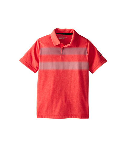 Nike Kids - Vapor Polo (Big Kids) (Daring Red/Anthracite) Boy