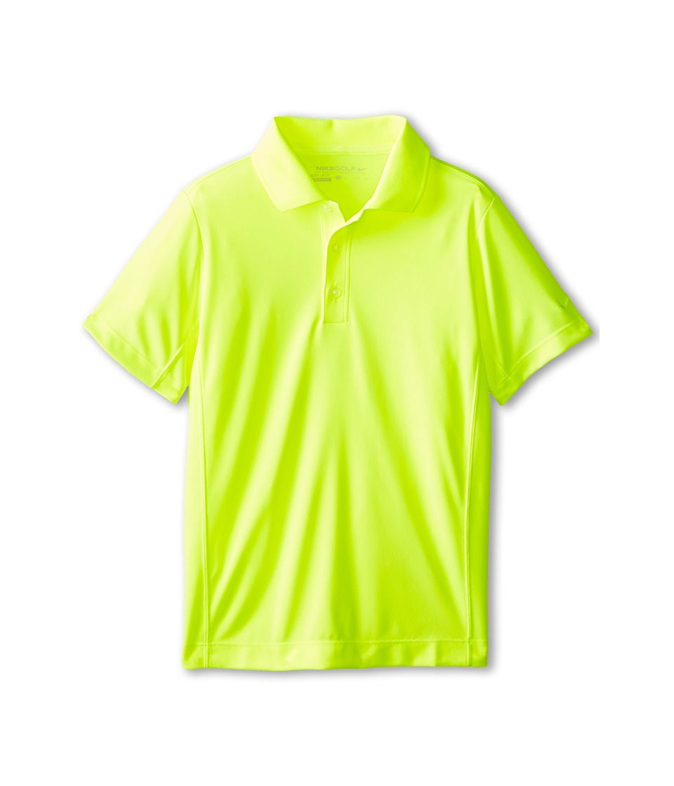 Nike Kids - Victory Polo (Big Kids) (Volt/Volt) Boy's Short Sleeve Pullover