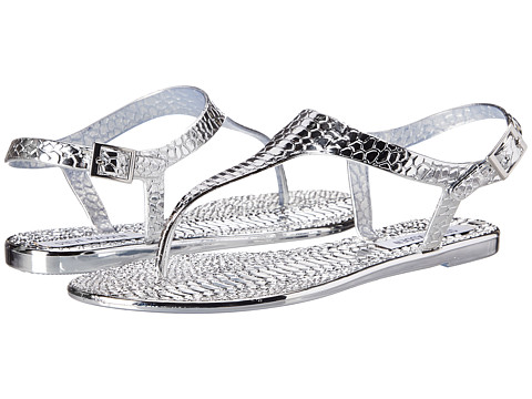 Steve Madden - Grover (Silver) Women's Shoes
