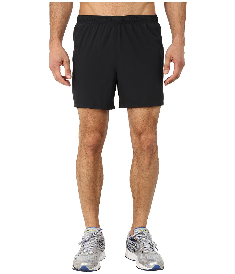 New Balance - Impact 5 Track Short (Black) Men's Shorts
