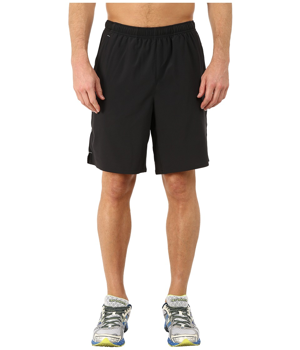 New Balance - Casino 9 Woven Short (Black) Men's Shorts