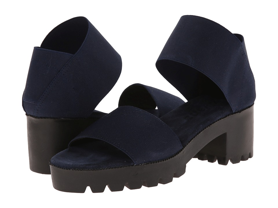 Vivanz - San Miguel (Navy) Women's 1-2 inch heel Shoes