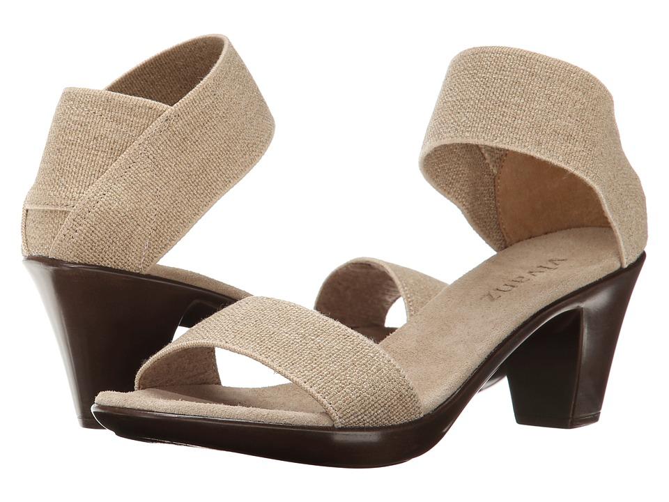 Vivanz - Amanda (Linen) Women's Shoes