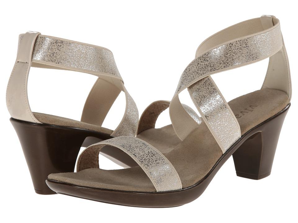 Vivanz - Susan (Brushed Silver) Women's Shoes