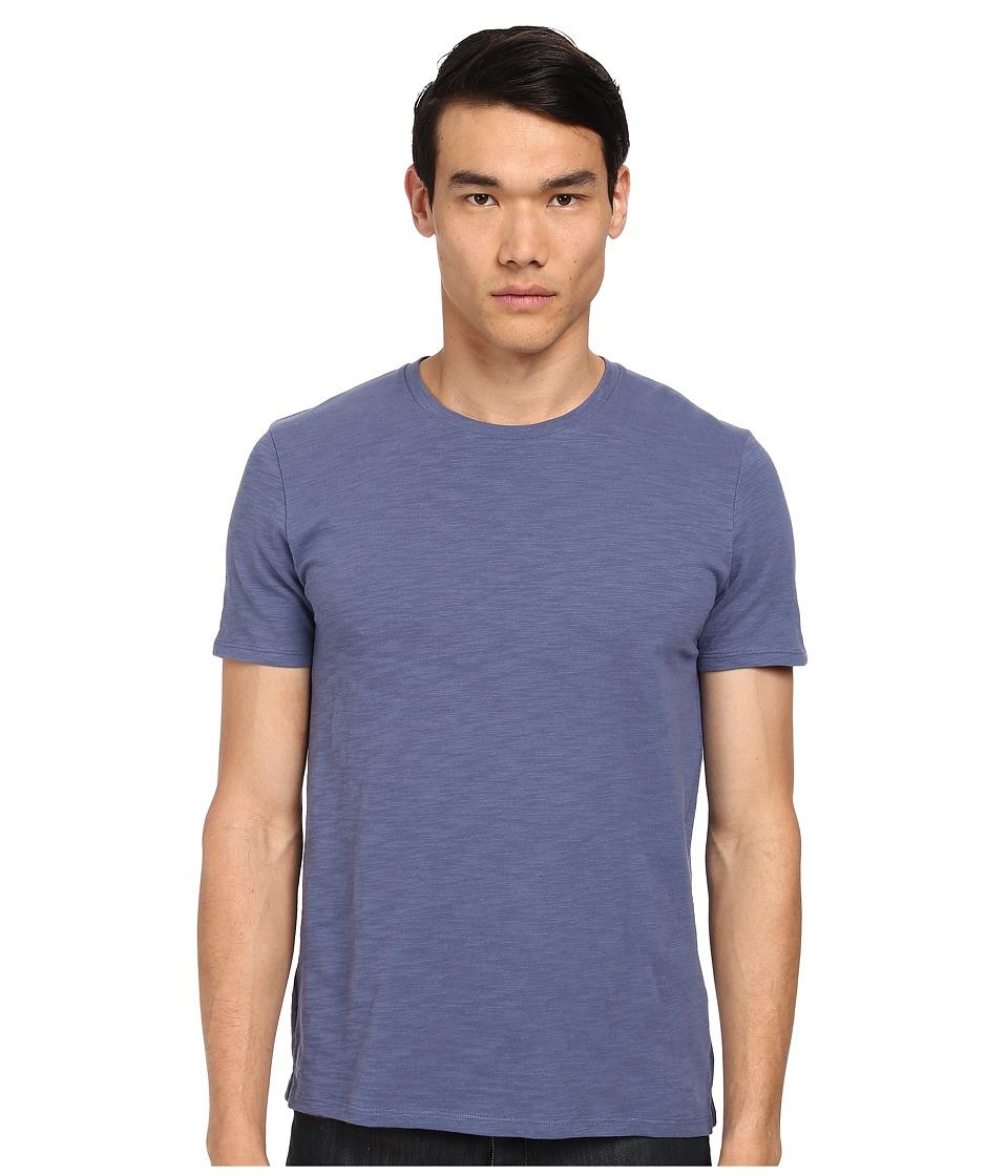 Vince - Short Sleeve Crew Neck Tee (Blue Moon) Men's Short Sleeve Pullover