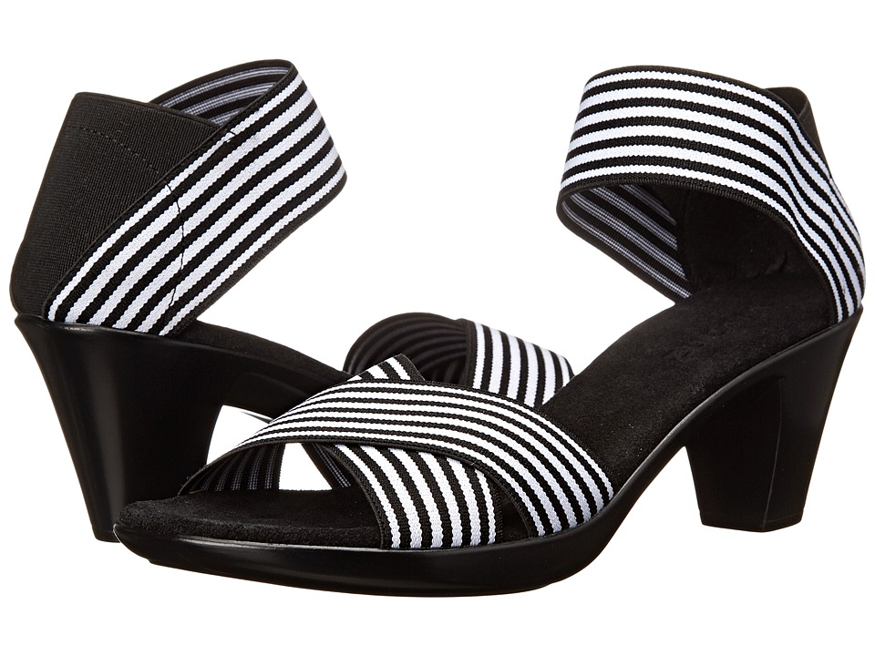 Vivanz - Pippa (Black/White Stripe) Women