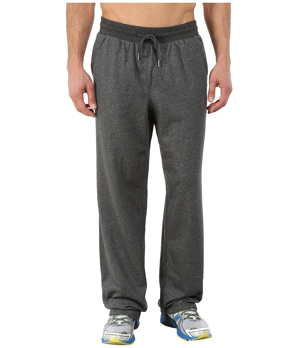 New Balance - Fleece Pant (Heather Charcoal) Men's Casual Pants