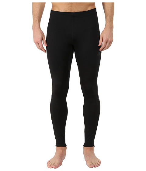 New Balance - NB Heat Tight (Black) Men's Workout