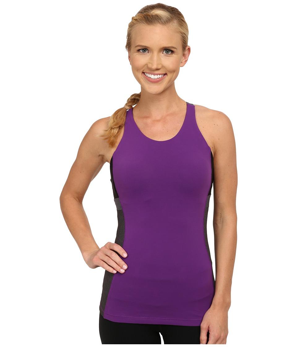 Lucy - Inner Light Tank Top (Purple Orchid) Women's Sleeveless