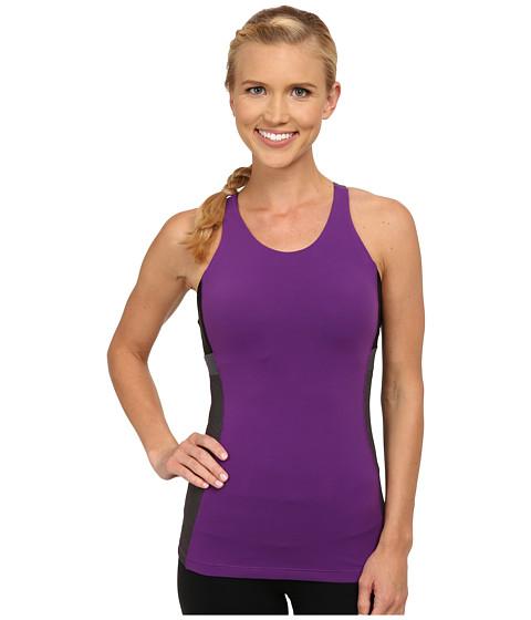 Lucy - Inner Light Tank Top (Purple Orchid) Women