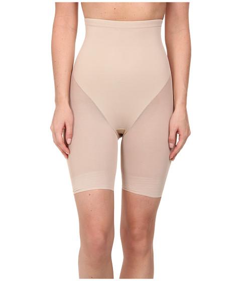 TC Fine Intimates - Hi-Waist Thigh Slimmer 4229 (Nude) Women's Underwear