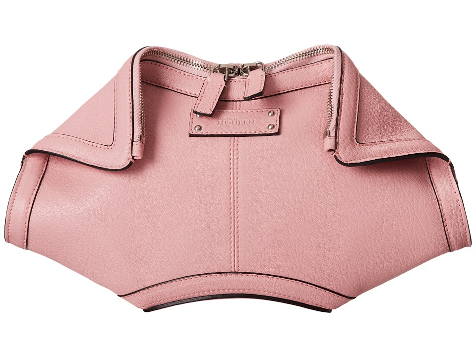 Alexander McQueen - De Manta Small Clutch (Geisha Pink) Clutch Handbags