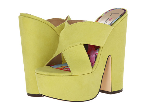 Luichiny - Bradshaw (Lime) High Heels
