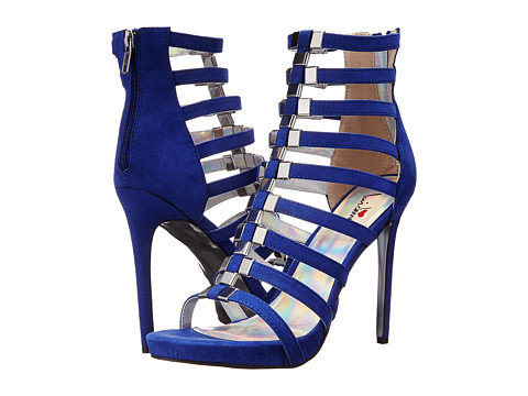 Luichiny - Take A Bow (Cobalt) High Heels