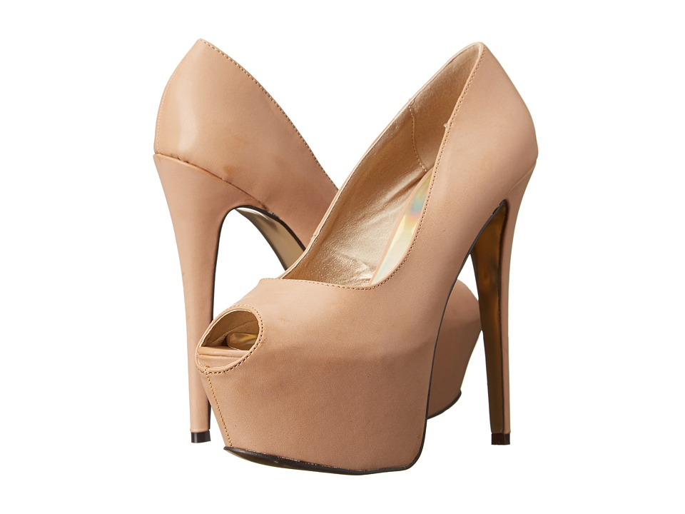 Luichiny Maloree (Nude) High Heels