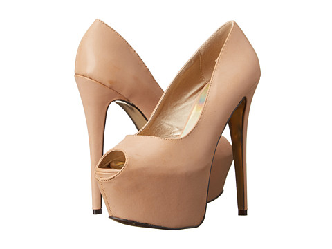 Luichiny - Maloree (Nude) High Heels
