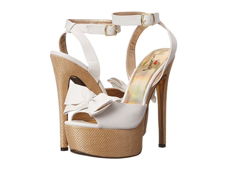 Luichiny Love Potion (White) High Heels