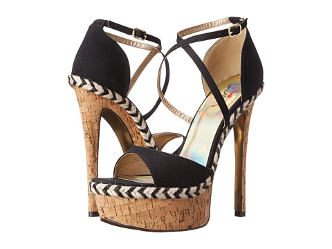 Luichiny - Leandra (Black) High Heels