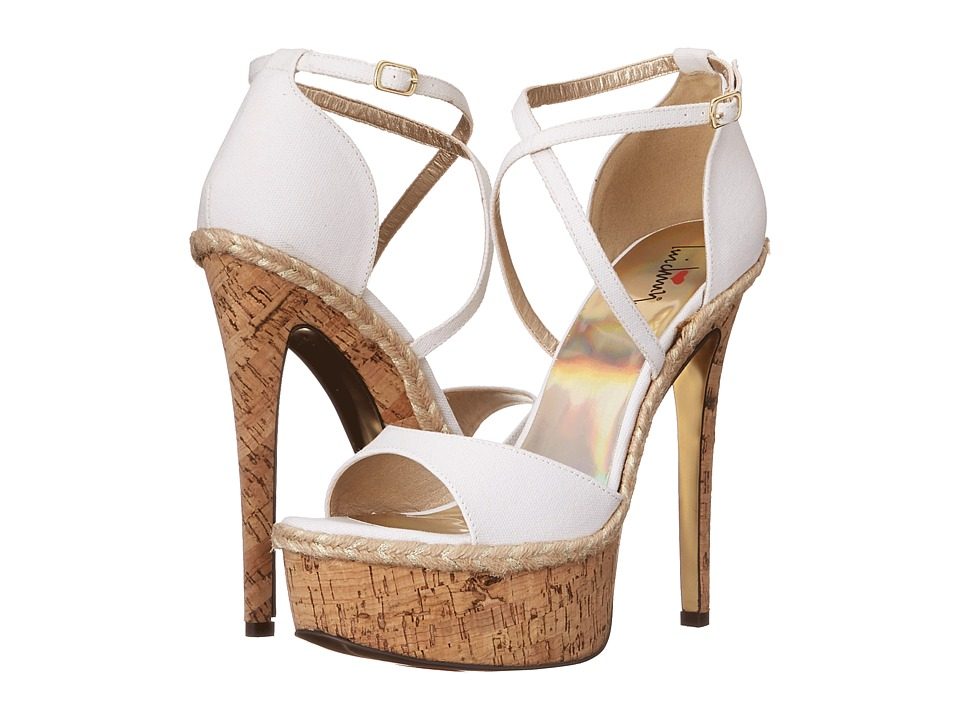 Luichiny - Leandra (White) High Heels