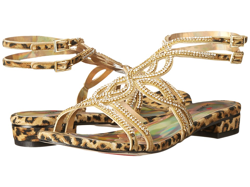 Luichiny - Chesley (Leopard) Women's Sandals