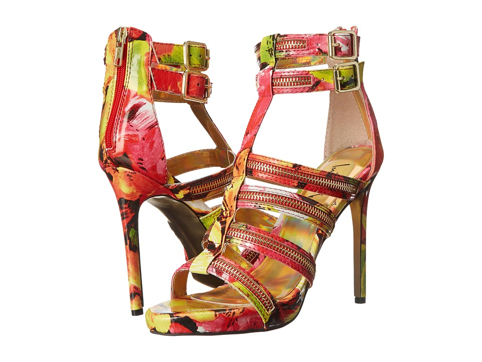 Luichiny - Tone Down (Red) High Heels