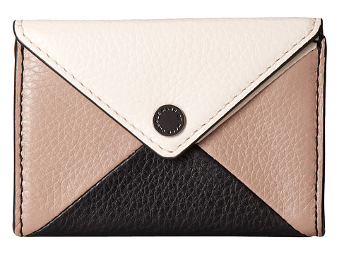 Marc by Marc Jacobs - Metropoli Hvac Envelope Card Case (Leche Multi) Credit card Wallet