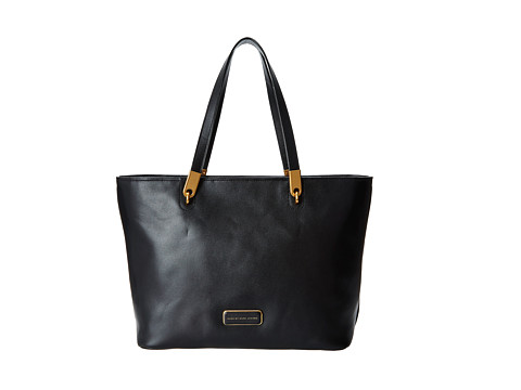 Marc by Marc Jacobs - Ligero East West Tote (Black) Tote Handbags