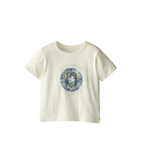 Lucky Brand Kids - Spades Tee (Toddler) (Papyrus) Boy