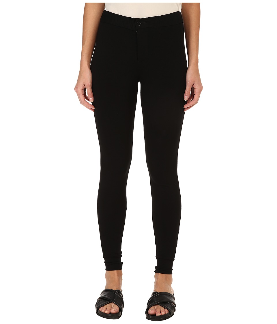 Y's by Yohji Yamamoto - Leggings (Black) Women's Casual Pants