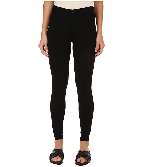 Y's by Yohji Yamamoto - Leggings (Black) Women's Casual Pants