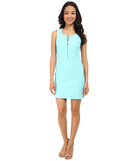 Lilly Pulitzer - Lynd Shift Dress (Shorely Blue) Women's Dress