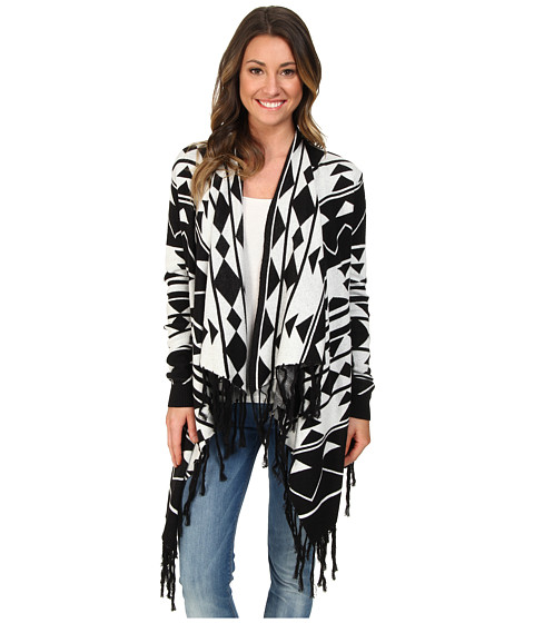 Volcom - Wrap Party Sweater (Black Combo) Women