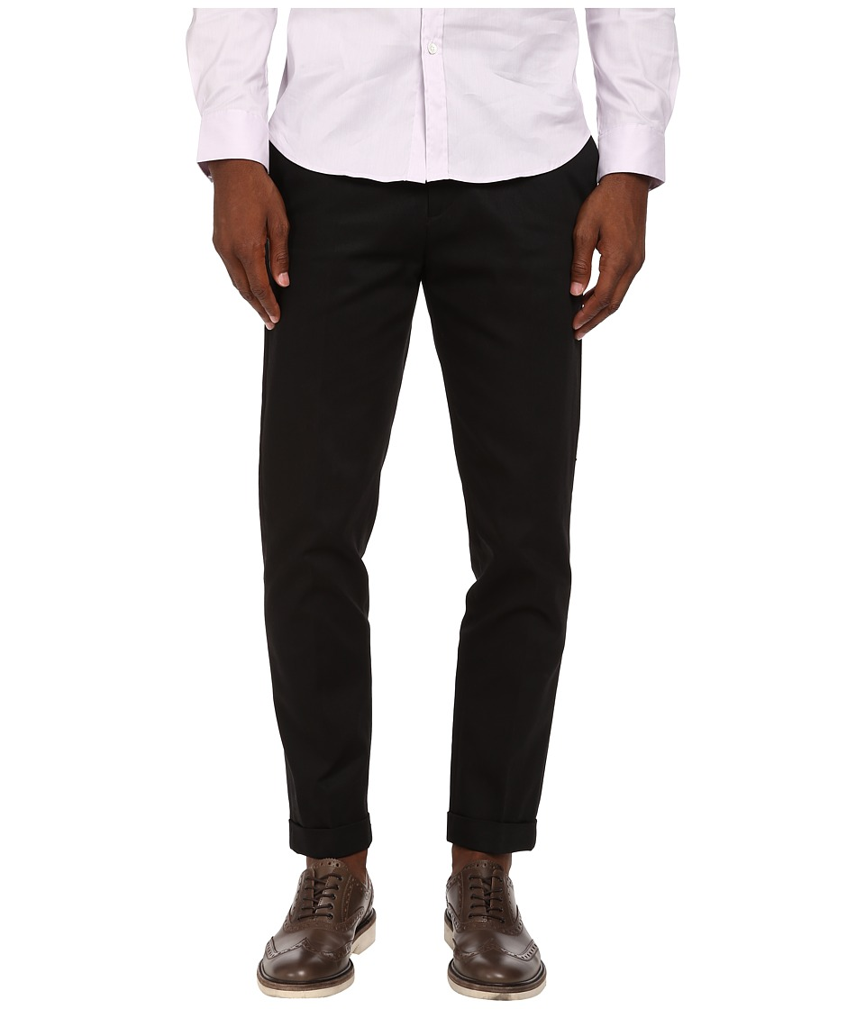Theory - Muller Speedwell (Black) Men's Casual Pants