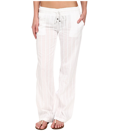 Volcom - Not Jomma Pant (White) Women's Casual Pants