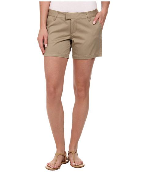 Volcom - Frochickie 5 Short (Khaki) Women's Shorts
