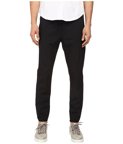 Theory - Damire Bevan (Black) Men's Casual Pants