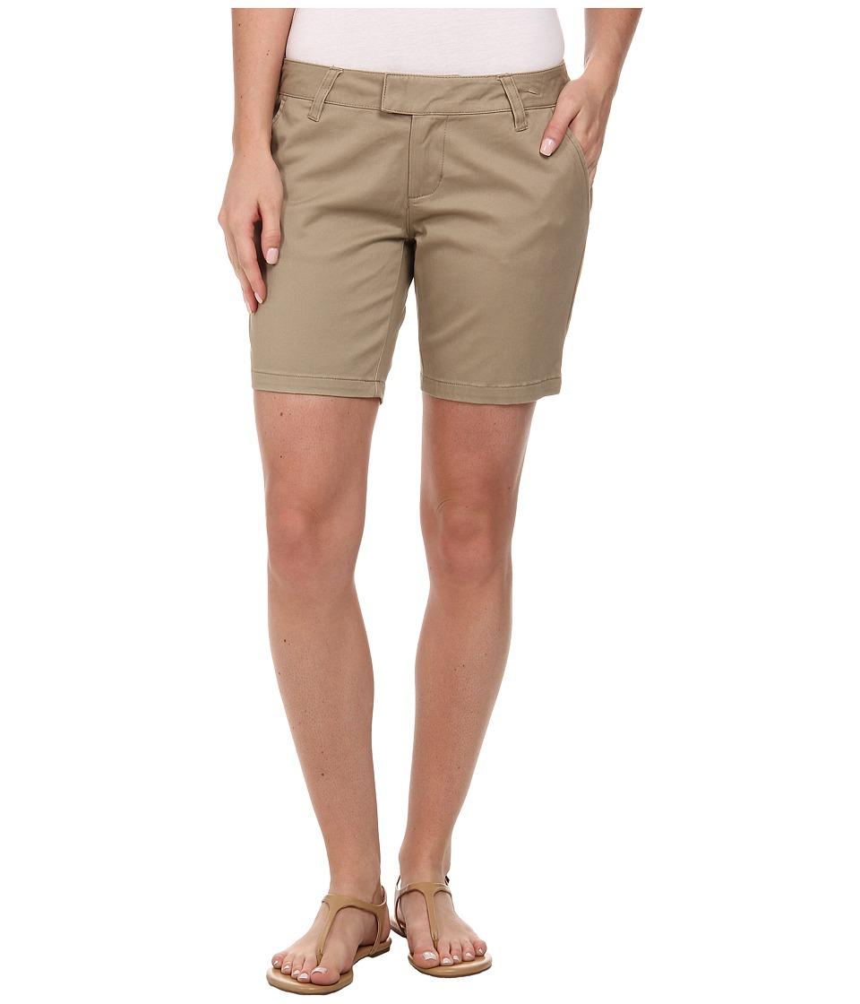 Volcom - Frochickie 7 Short (Khaki) Women's Shorts