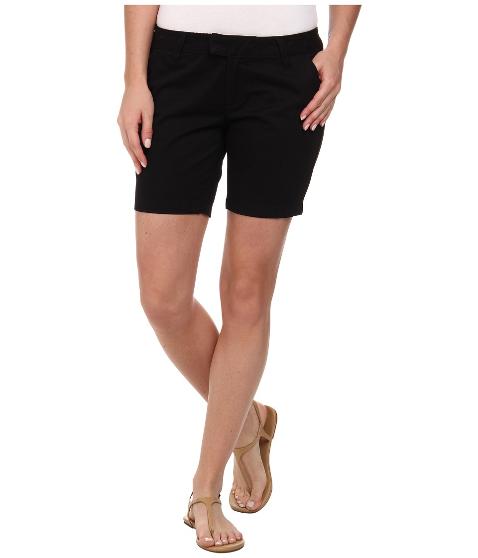Volcom - Frochickie 7 Short (Black) Women's Shorts