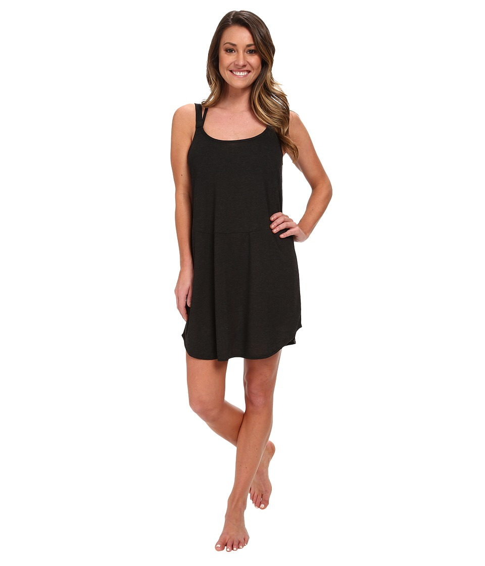 TYR - Santorini Layback Dress (Black) Women's Swimwear