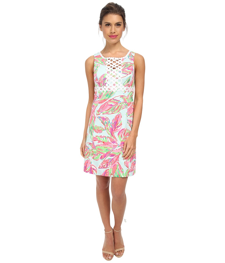 Lilly Pulitzer - Rosie Shift Dress (Multi in the Vias) Women's Dress