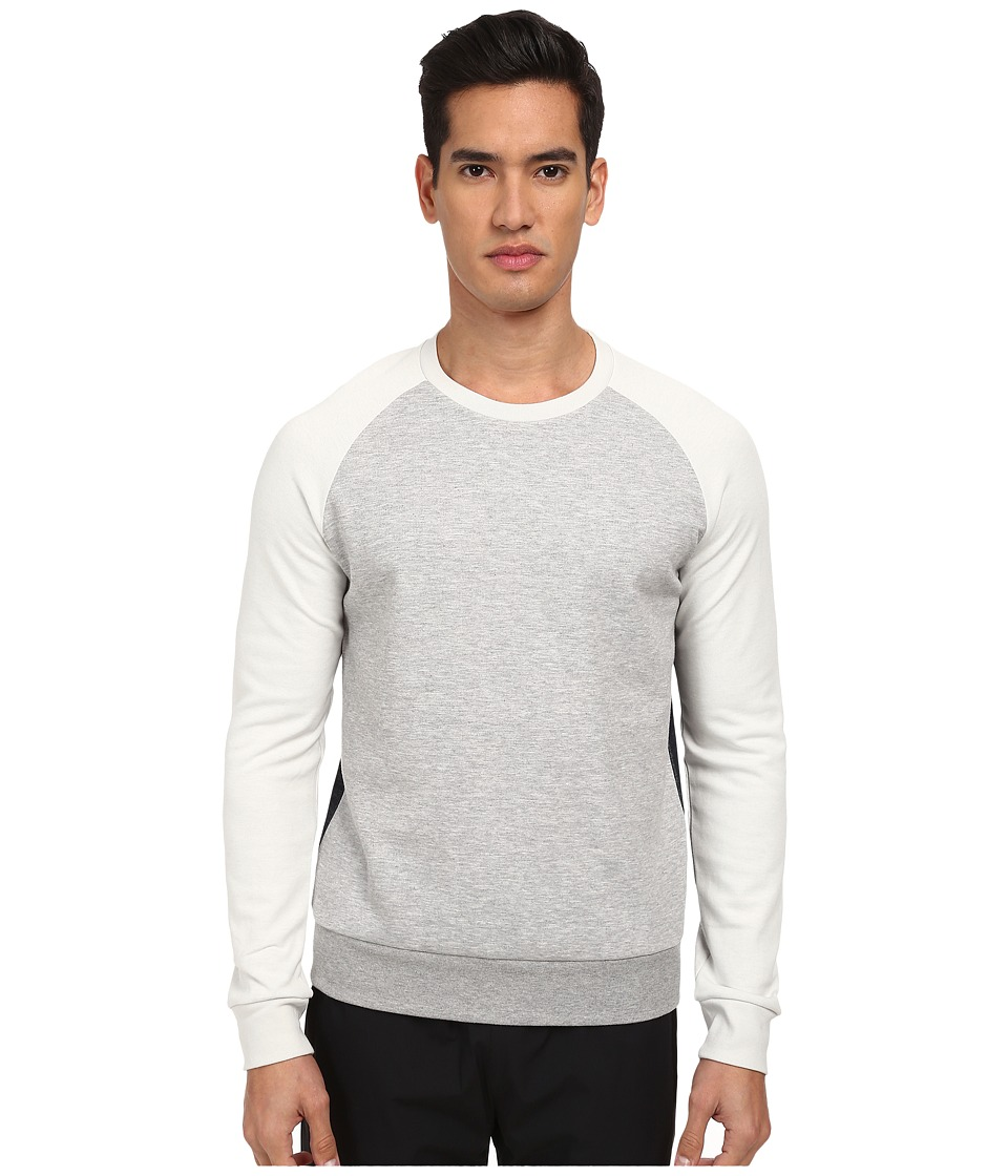 Theory - Halsten CB Replika (Light Heather Multi) Men's Sweater