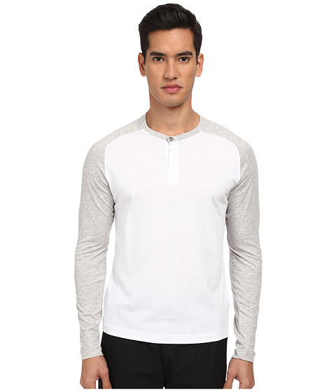 Theory - Venn HLB T-Shirt (White Multi) Men