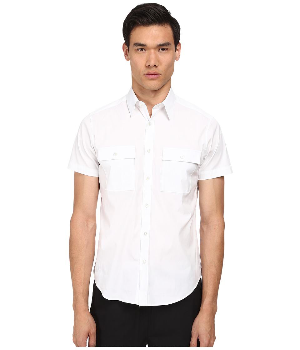 Theory - Feynold S Wealth (White) Men's Clothing
